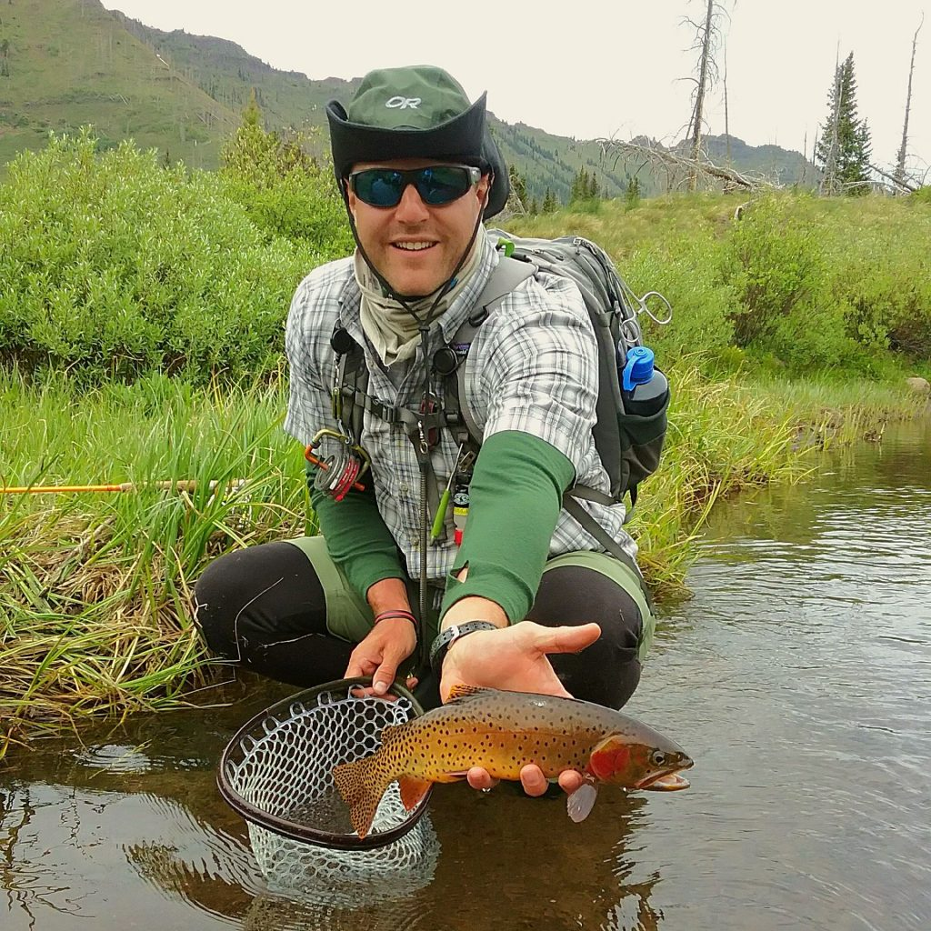 Greg McCrimmon Backcountry Lead premiere guide services